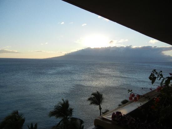 Hyatt Regency Maui Resort and Spa: Our view