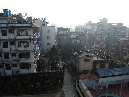 Samsara Resort: Vista dalla nostra stanza