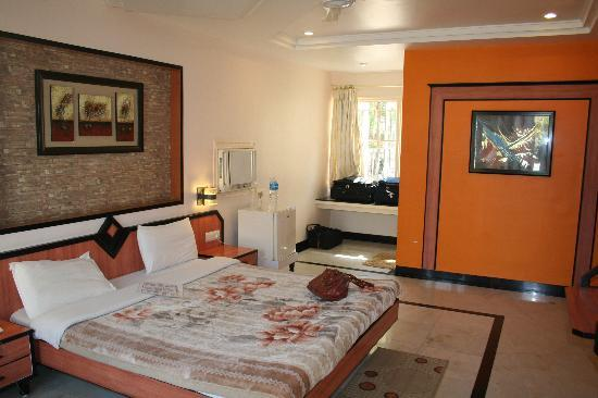 ‪‪Radhika Beach Resort‬: Room in Radhika‬