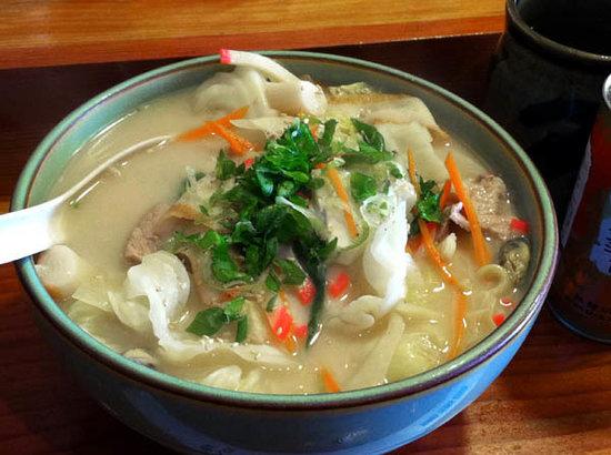 Izakaya Mai: Champon Noodle Soup - Yum!!