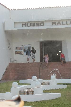 Museo Ralli: entrada