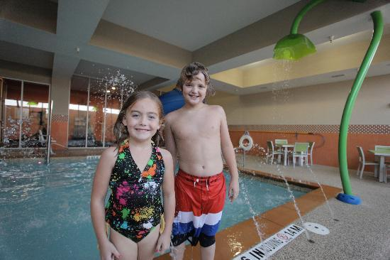 Holiday Inn Amarillo West Medical Center: Indoor Heated Pool perfect for Families
