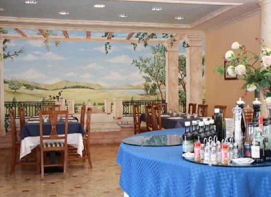 Hotel Il Tagliere d'Oro: Hotel Tagliere d'Oro - Sala Ristorante
