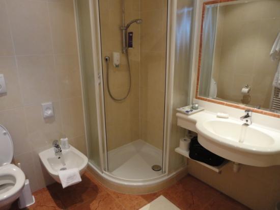 Sporthotel Winkler: Il bagno