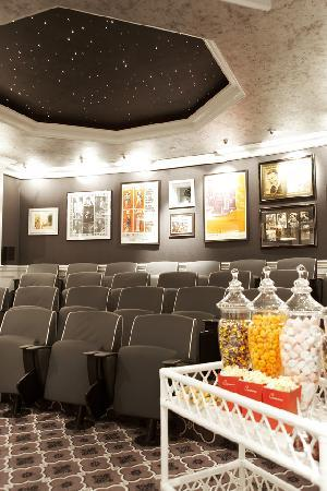 The Oyster Box: Cinema
