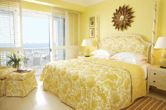 The Oyster Box: Classic Sea Facing Room