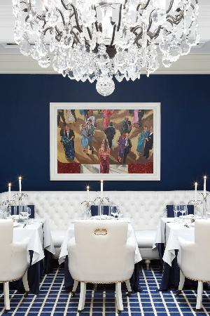 The Oyster Box: Grill Room