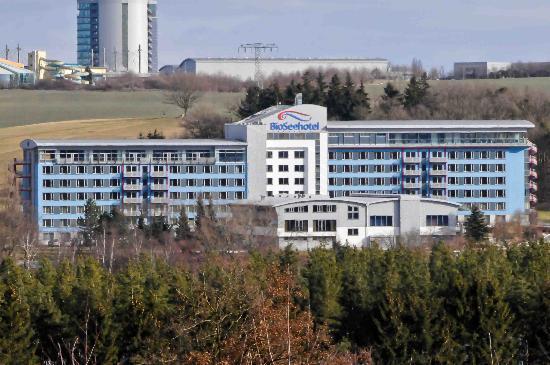 Zeulenroda, Germany: Das Hotel