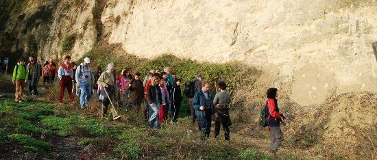 Monta, อิตาลี: escursioni sui sentieri delle Rocche