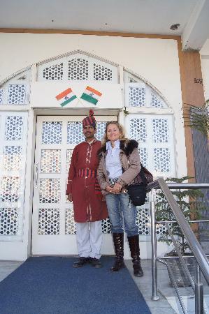 Taj Mahal Restaurant: Besuch zum Lunch im Taj Mahal