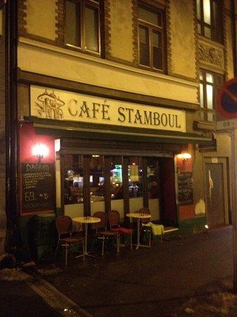 Cafe Stamboul
