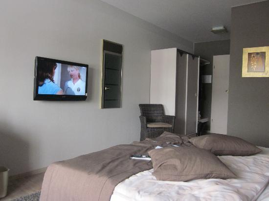 Hotel Butgenbacher-Hof: Une chambre standard