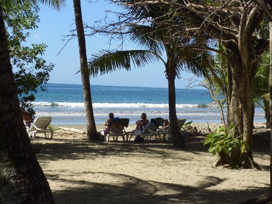 Hotel Las Brisas del Pacifico: Am Strand