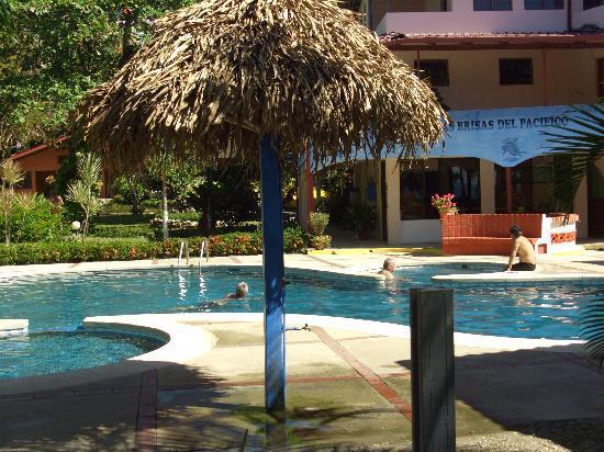 Hotel Las Brisas del Pacifico: Der Pool