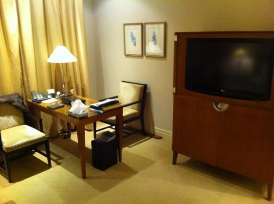 Hotel Nassauer Hof: Plasma TVs and pay TV incl working desk