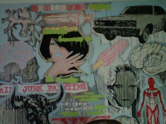 Hotel Trinidad Galeria: Más de su arte