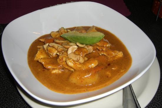 Eat at Thai: Masaman Curry