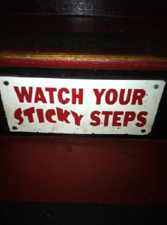 Sticky Lips Pit BBQ: Sticky Lips!