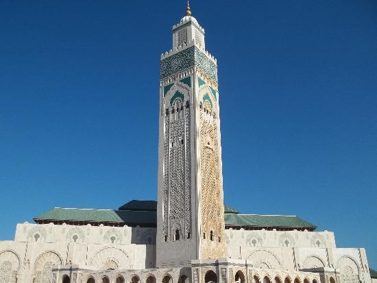 Касабланка, Марокко: Hassan Mosque