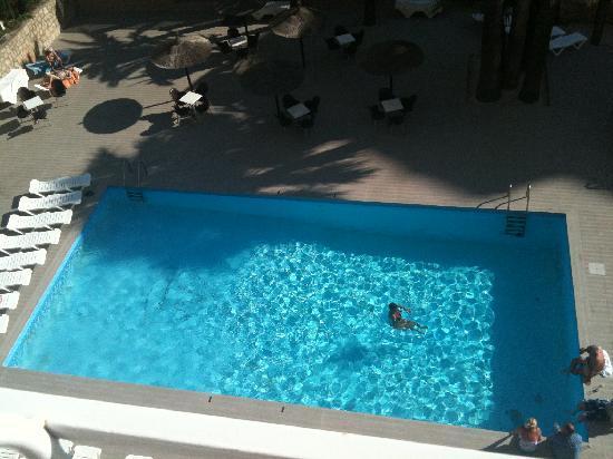 Mont Park: the pool