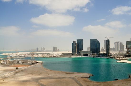 Hala Arjaan by Rotana Abu Dhabi: a view from the room