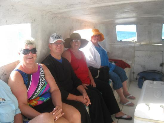 The Landings at Tres Cocos: Great Fishing Day!