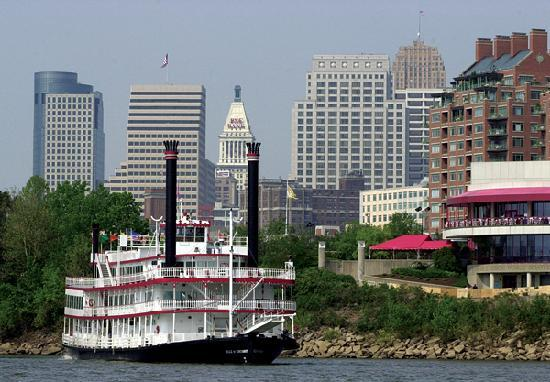Cincinnati, OH: BB Riverboats