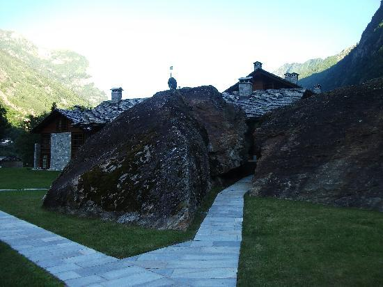 Pietre Gemelle Resort: Vista del complesso