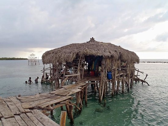 Incentive travel - Floyd's Pelican Bar, Jamaica