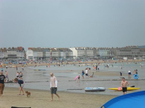 Weymouth Beach : beautiful weymouth
