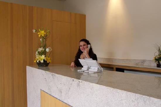 Rymma Hotel : Recepción Hotel Rymma Morelia Centro histórico