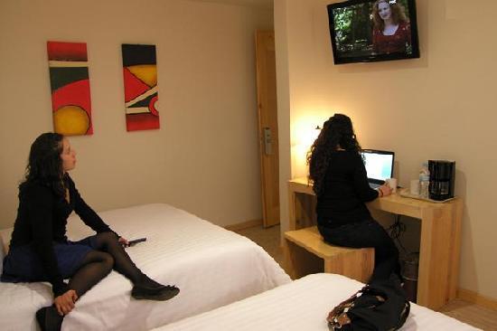 Rymma Hotel : Habitación  doble Hotel Rymma Morelia Centro histórico