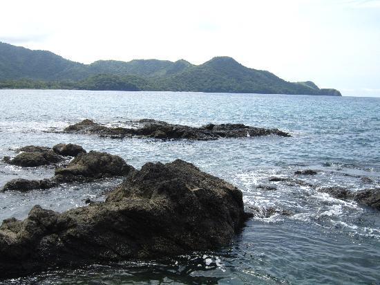 Hotel Riu Guanacaste: rocks