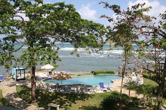 Velero Beach Resort View From The Rrom