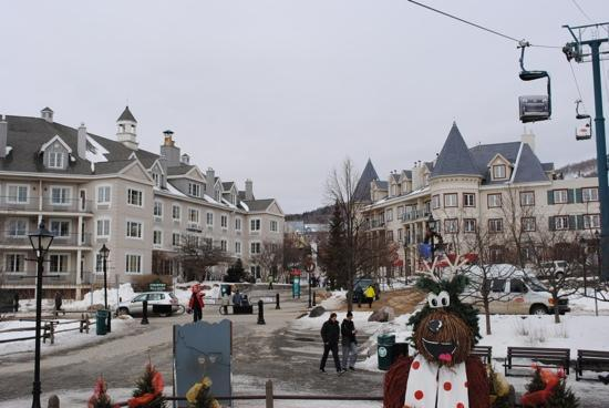 Embarc Tremblant: Base of the Village