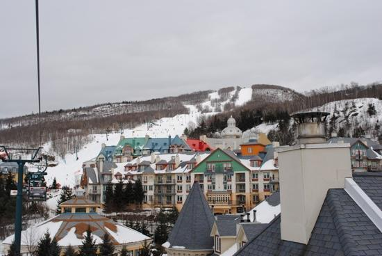 Club Intrawest - Tremblant: The smallest hill