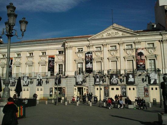 西班牙剧院