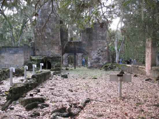 Bulow Plantation Ruins Historic State Park