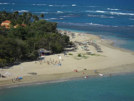 VH Gran Ventana Beach Resort: VUE DES AIRS