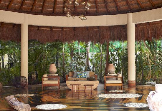 Viceroy Riviera Maya: Lobby