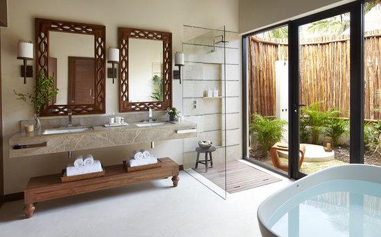 Viceroy Riviera Maya: Ocean Front Villa Bathroom