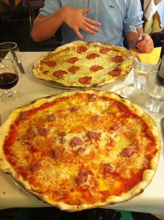 Original Pizza Santo Stefano