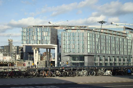 DoubleTree by Hilton Hotel Amsterdam Centraal Station: The outside view (from the Red District - appreciate how near)