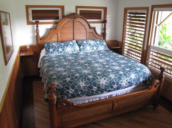 Hale Kukuna I & II: Bed room