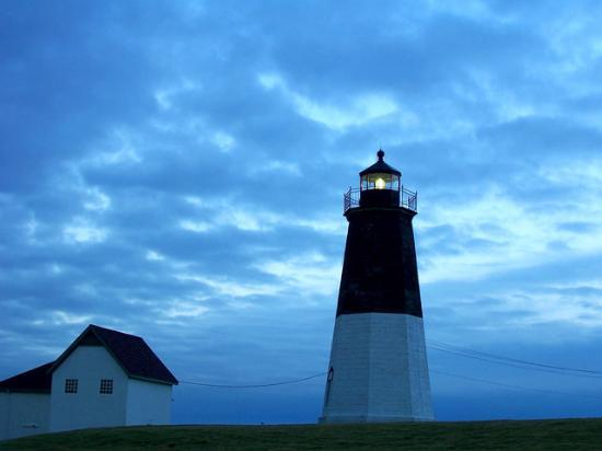 Point Judith Lighthouse: Gorgeous