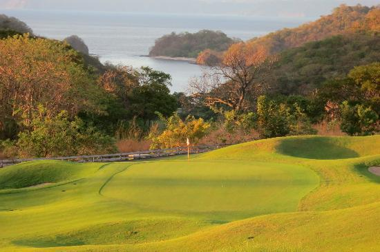 Four Seasons Resort Costa Rica at Peninsula Papagayo: View from the golf course