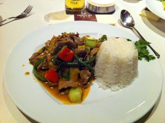 Thai-Li-Ba: delicious!!