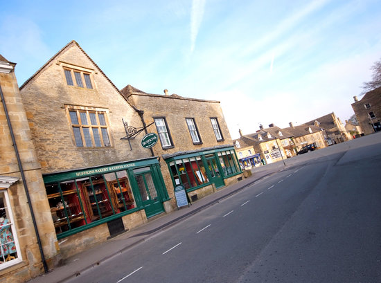 Stow-on-the-Wold, UK : Exterior