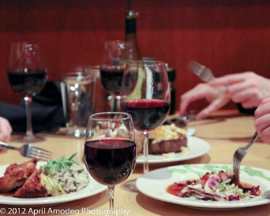 Blackstone Grill: Area's finest selections