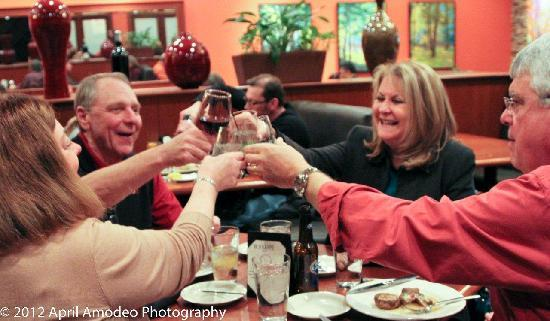 Blackstone Grill: Cheers
